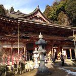 お正月に宝厳寺に行く。