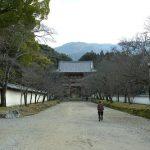 下醍醐寺から上醍醐寺に登り岩間寺まで歩く