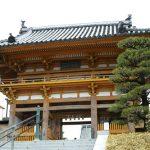 総持寺から勝尾寺まで歩く。