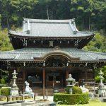 三室戸寺から上醍醐寺まで歩く。