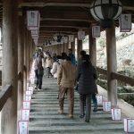 2013年も長谷寺から。