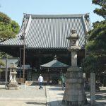 葛井寺から磐城駅まで歩きました。