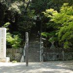 一乗寺から圓教寺まで歩きました。