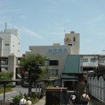 近鉄河内長野駅から葛井寺まで歩きました。