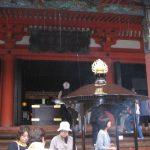 六波羅蜜寺、清水寺、行願寺、六角堂に行って来ました。