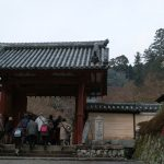 観心寺に行って来ました。